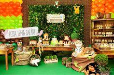 festa safari moldes - Pesquisa Google