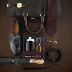 10 Accessories Every Man Must Have in Their Wardrobe | Daily Dappr
