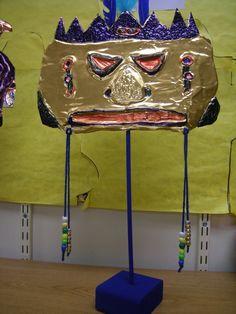 Inca Masks