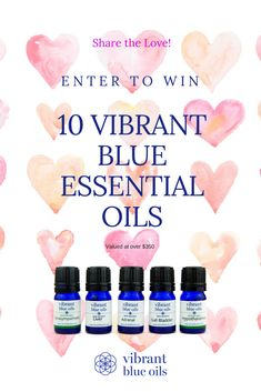 Win 10 Vibrant Blue Oils