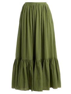 Women's Designer Skirts Modest Fashion, Hijab Fashion, Fashion Dresses, Apostolic Fashion, Modest Clothing, Skirt Outfits, Cool Outfits, Modest Outfits, Summer Outfits