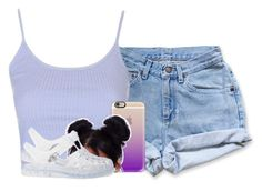 """Untitled #2702"" by alisha-caprise ❤ liked on Polyvore featuring Topshop, Casetify and Chinese Laundry"