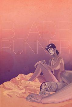 New Blade Runner Poster design