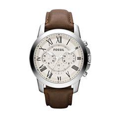 Fossil Grant horloge FS4735 - Horloges.nl