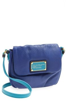 MARC BY MARC JACOBS 'Classic Q - Isabelle' Crossbody Bag available at #Nordstrom