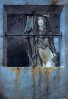 Luis Royo - Prohibited Book II (Продолжение)