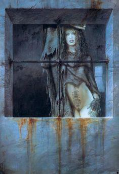Luis Royo - Prohibited Book II (Продолжение)
