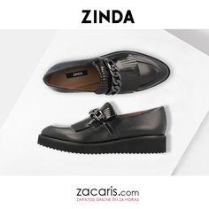¡Recién llegados! #mocasines Zinda, ideales para tu outfit de oficina #mujer #zacaris https://www.zacaris.com/articulos/100020387.htm