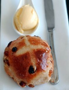 Hot cross buns in Thermomix