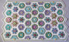 Ravelry: HadarU's My Frida's Blossom