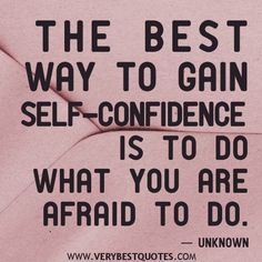 ;The best way to gain Self-Confidence is to do what you are afraid to do;http://www.folakemiayodele.com/#!/zoom/c48f/c1sih