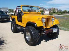 1980 Jeep CJ7 Full Custom! Chevy
