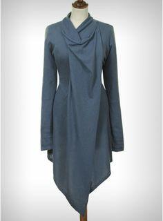 Damsel in a dress lucille shrug black