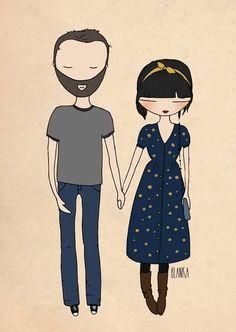 Las parejas de Blanka Biernat | El tornillo que te falta