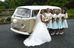 Another beautiful wedding with Campervan Weddings