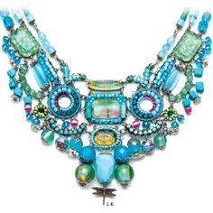 Ayala Bar Jewelry Water Dance Necklace