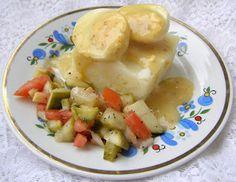 W Mojej Kuchni Lubię.. : jajka w sosie musztardowym...