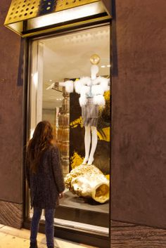 Kelly Wearstler's flagship boutique in Los Angeles. Via My Vibe My Life.