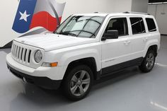 Nice Awesome 2016 Jeep Patriot Latitude Sport Utility 4-Door 2016 JEEP PATRIOT HIGH ALTITUDE 4X4 LEATHER SUNROOF 19K #639044 Texas Direct 2017 2018 Check more at http://car24.tk/my-desires/awesome-2016-jeep-patriot-latitude-sport-utility-4-door-2016-jeep-patriot-high-altitude-4x4-leather-sunroof-19k-639044-texas-direct-2017-2018/