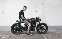Honda CX 500 by Made Men Bikes