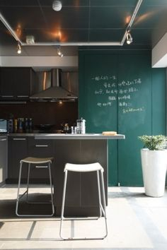 我的廚房 by 也不賴 - DECOmyplace Projects #deco #interior #home #design #home #kitchen #dining