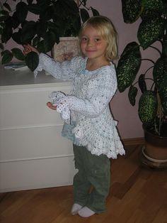 Hippy Jacket Free Crochet Pattern