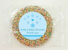 A Star is Born Baby Shower Personalised Giant Freckles
