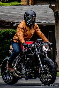 Ducati 848 Nicolás Motor Works Cafe Racer