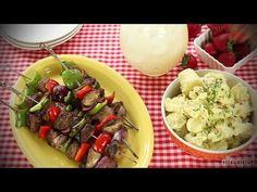 Salad Recipes - How to Make Restaurant-Style Potato Salad - YouTube