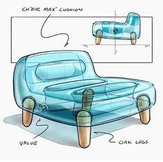 ideas furniture sketch design ideas for 2019 Furniture Makeover, Cool Furniture, Furniture Design, Furniture Sketches, Country Furniture, Furniture Vintage, Ikea Furniture, Office Furniture, Painted Furniture