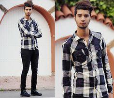 Zara, Cheap Monday, Pull & Bear And - Take it Seriously - Mohssine Safani