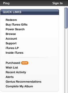 Downloading past purchases from the App Store, iBookstore, and iTunes Store