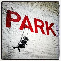 Banksy - downtown LA