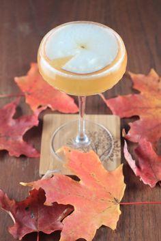 Fall Applejack Cocktail