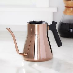 Stagg Pour-Over Kettle, Copper by Gessato - Dwell