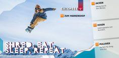 Ski & Snowboard Mode, Ski & Snowboard Ausrüstung, Sportartikel, Sportbekleidung & Sportschuhe.  #ski #snowboard