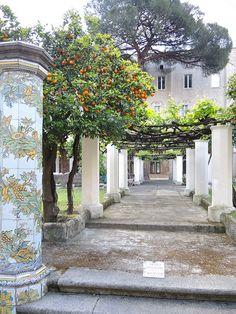 Napels: Monastero di Santa Chiara