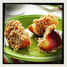 If these delicious Apple Snack Wedges leave you wanting more, reach for some Tree Top! Apple Snacks, Fruit Snacks, Delicious Snacks, Healthy Food, Healthy Recipes, Dessert Ideas, Sweet Tooth, Backyard, Wedges