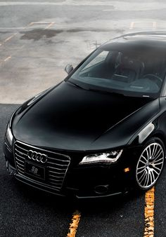 Ahhhhhhh the Audi Sexy Cars, Hot Cars, My Dream Car, Dream Cars, Bugatti, Porsche, Audi A7, Bmw, Automotive Design