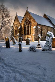 All Saints' Church, Staplehurst, Kent.