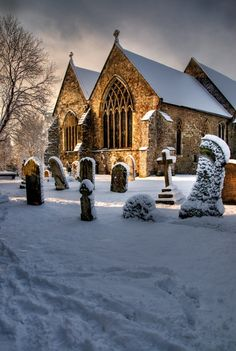 All Saints' Church, Staplehurst, Kent.  ~ Sarah Dawson