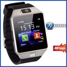 FUNIQUE Digital Smart Watch Fit Android/IOS Phone Bluetooth Intelligent Clock Sports Smartwatch TF SIM Card Camera Support reloj