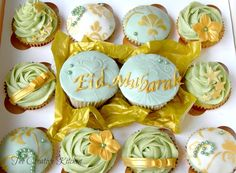 eid cupcakes - Google Search