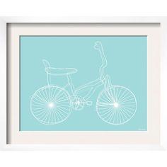 18.5-in W x 14.75-in H Transportation Framed Art