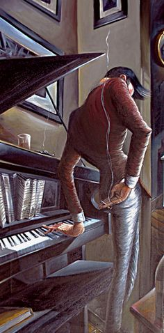 """Sentimental Mood"" by Frank Morrison"