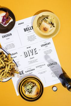 """jamestolich: """" Whilst back in New Zealand I worked on some food photography with The Roaming Dive I have been working on this brand with a close friend Pete for just over a year now, Initially. Photography Set Up, Food Photography Styling, Food Styling, Twice Cooked Pork, Photo Food, Ibiza, Restaurant Menu Design, Cafe Menu, Food Packaging"""