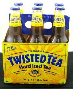 I <3 Tea + I <3 alcohol = great combo!