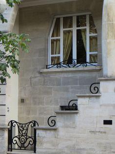 Aquitaine, French Windows, Bordeaux, Photo And Video, France, Home Decor, Art Deco House, Pea Coat, Decoration Home