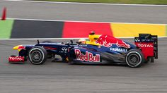 2012 Red Bull RB8 - Renault (Sebastian Vettel)