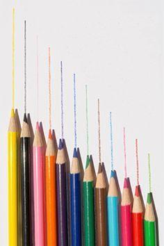 album di ritagli progetti artigianali fai da te Set di 10 matite colorate arcobaleno 4 in 1 per disegno artistico